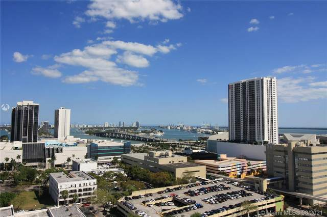 1600 NE 1 Ave #1701, Miami, FL 33132 (MLS #A11081296) :: Berkshire Hathaway HomeServices EWM Realty