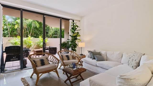 151 Crandon Blvd #134, Key Biscayne, FL 33149 (MLS #A11081361) :: Berkshire Hathaway HomeServices EWM Realty