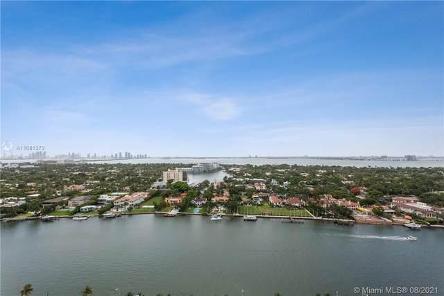 4775 Collins Ave #2407, Miami Beach, FL 33140 (MLS #A11081370) :: GK Realty Group LLC