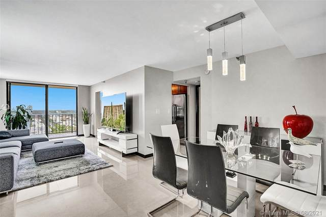 290 174th St #1708, Sunny Isles Beach, FL 33160 (MLS #A11081414) :: Berkshire Hathaway HomeServices EWM Realty