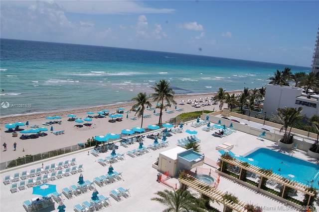 2501 S Ocean Dr #339, Hollywood, FL 33019 (MLS #A11081536) :: Berkshire Hathaway HomeServices EWM Realty