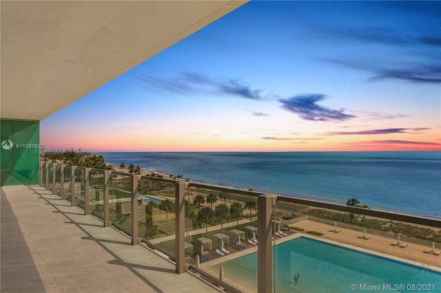 360 Ocean Dr 702S, Key Biscayne, FL 33149 (MLS #A11081622) :: Onepath Realty - The Luis Andrew Group