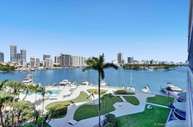 900 Bay Dr #522, Miami Beach, FL 33141 (MLS #A11081712) :: Douglas Elliman