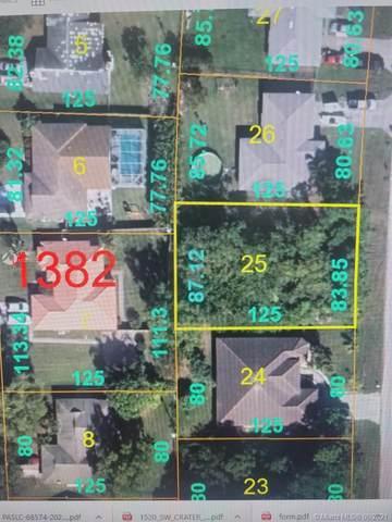 2882 SW Fluvia St, Port Saint Lucie, FL 34953 (MLS #A11081813) :: Castelli Real Estate Services