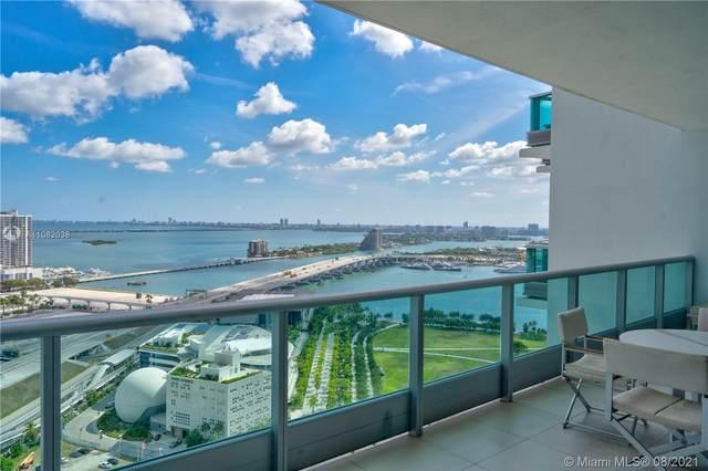 900 Biscayne Blvd #3208, Miami, FL 33132 (MLS #A11082038) :: GK Realty Group LLC