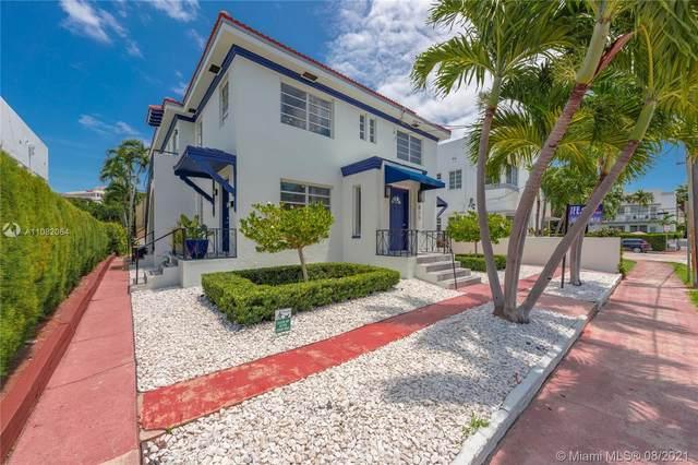 815 W 39th St, Miami Beach, FL 33140 (MLS #A11082064) :: Green Realty Properties