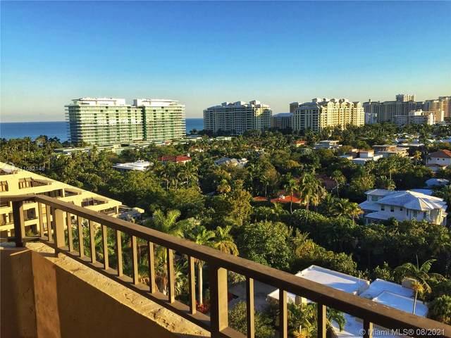 151 Crandon Blvd #1035, Key Biscayne, FL 33149 (MLS #A11082146) :: Berkshire Hathaway HomeServices EWM Realty