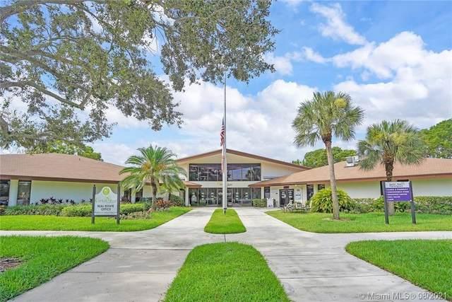 13500 SW 1st St 207U, Pembroke Pines, FL 33027 (MLS #A11082204) :: Equity Realty