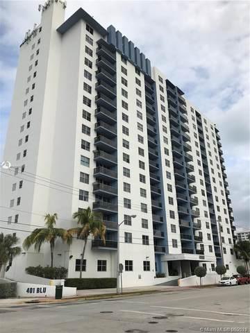 401 69th St #201, Miami Beach, FL 33141 (MLS #A11082211) :: GK Realty Group LLC