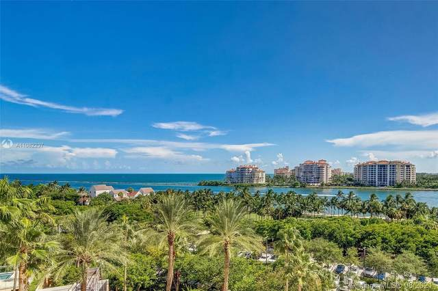 300 S Pointe Dr #808, Miami Beach, FL 33139 (MLS #A11082237) :: Green Realty Properties