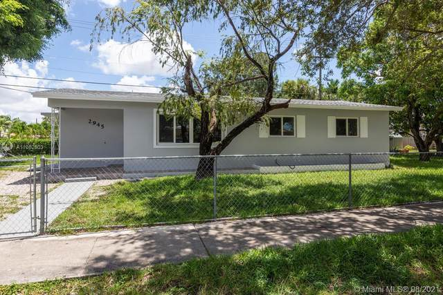 2945 SW 92nd Ave, Miami, FL 33165 (MLS #A11082303) :: All Florida Home Team