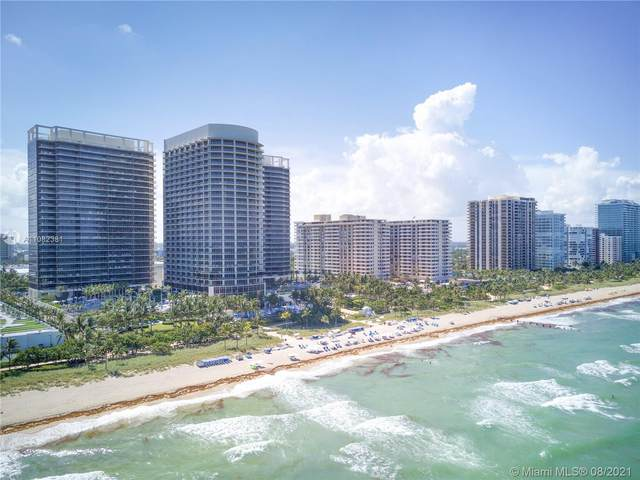 9705 Collins Ave 1105N, Bal Harbour, FL 33154 (MLS #A11082381) :: Green Realty Properties