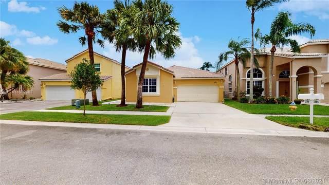 371 NW 156th Ln, Pembroke Pines, FL 33028 (MLS #A11082383) :: Douglas Elliman