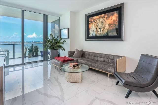 480 NE 31st St #4003, Miami, FL 33137 (MLS #A11082414) :: Berkshire Hathaway HomeServices EWM Realty