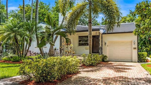 536 Almeria Ave, Coral Gables, FL 33134 (MLS #A11082552) :: The Rose Harris Group