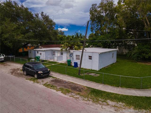9801 NW 25th Ave, Miami, FL 33147 (MLS #A11082577) :: Jo-Ann Forster Team