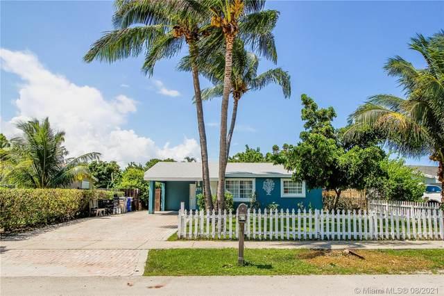 273 NE 30th St, Pompano Beach, FL 33064 (MLS #A11082583) :: The Rose Harris Group