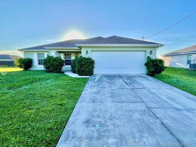 1721 NW 14th Place, Cape Coral, FL 33993 (MLS #A11082879) :: Douglas Elliman