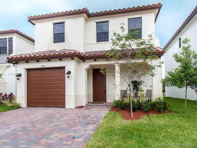 9096 SW 36th Mnr, Miramar, FL 33025 (MLS #A11082885) :: Onepath Realty - The Luis Andrew Group