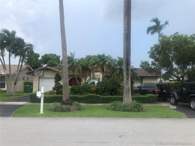 13271 SW 1st St, Miami, FL 33184 (MLS #A11082934) :: The Rose Harris Group