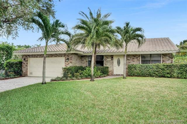 10725 NW 19th St, Coral Springs, FL 33071 (MLS #A11082944) :: The Rose Harris Group