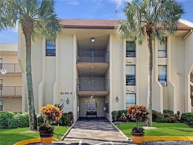 7750 W Mcnab Rd #117, Tamarac, FL 33321 (MLS #A11082964) :: Green Realty Properties