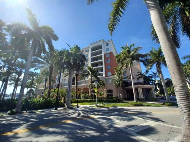 17150 N Bay Rd #2118, Sunny Isles Beach, FL 33160 (MLS #A11083018) :: The Rose Harris Group