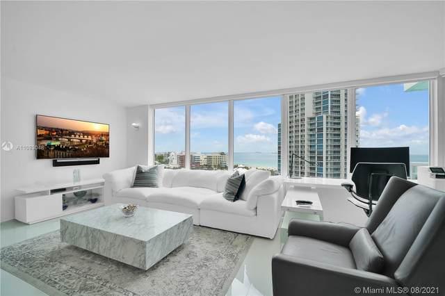 400 S Pointe Dr #1406, Miami Beach, FL 33139 (MLS #A11083048) :: GK Realty Group LLC