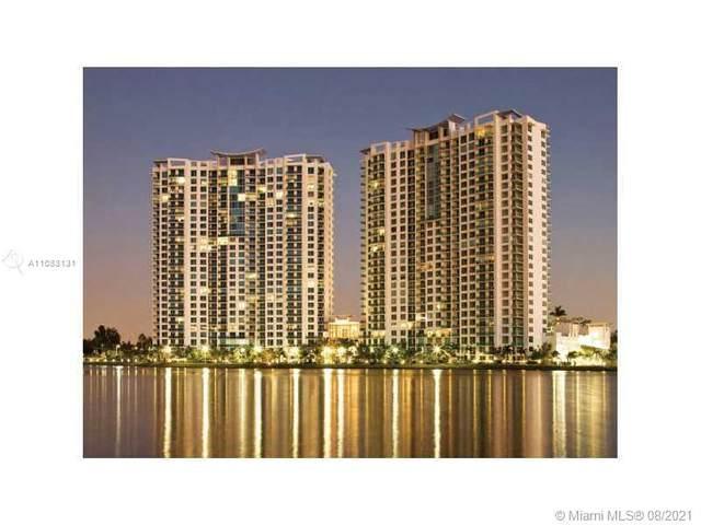 2641 N Flamingo Rd 2704N, Sunrise, FL 33323 (MLS #A11083131) :: Green Realty Properties