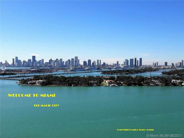 2000 N Bayshore Dr #615, Miami, FL 33137 (MLS #A11083143) :: The MPH Team