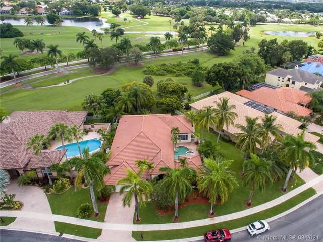 1021 SW 156th Ave, Pembroke Pines, FL 33027 (MLS #A11083179) :: Douglas Elliman