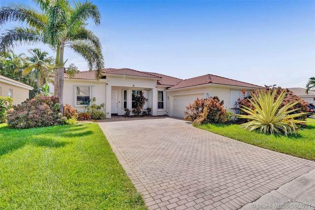 5360 SW 32nd Way, Hollywood, FL 33312 (MLS #A11083205) :: All Florida Home Team