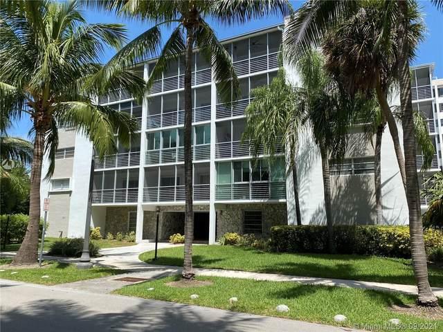 301 Sunrise Dr 3AE, Key Biscayne, FL 33149 (MLS #A11083271) :: Carole Smith Real Estate Team