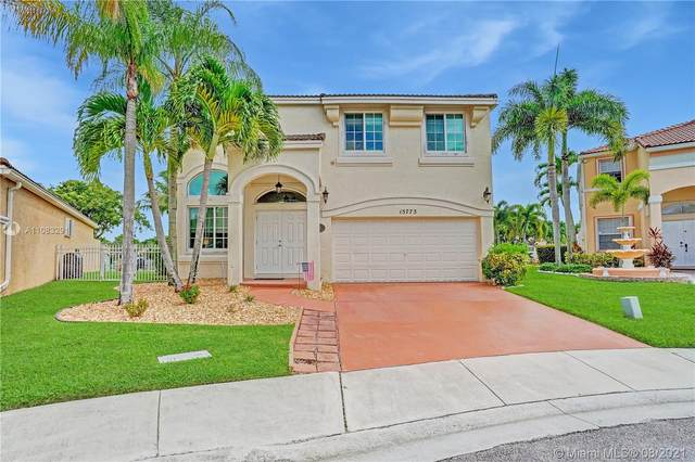 15773 NW 3rd St, Pembroke Pines, FL 33028 (MLS #A11083291) :: The Rose Harris Group