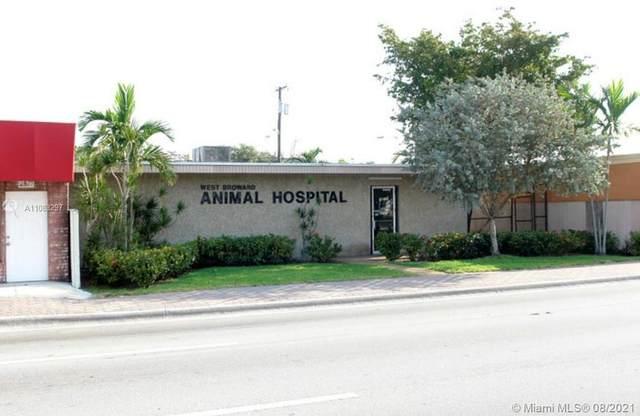 2875 W Broward Blvd, Fort Lauderdale, FL 33312 (MLS #A11083297) :: Green Realty Properties