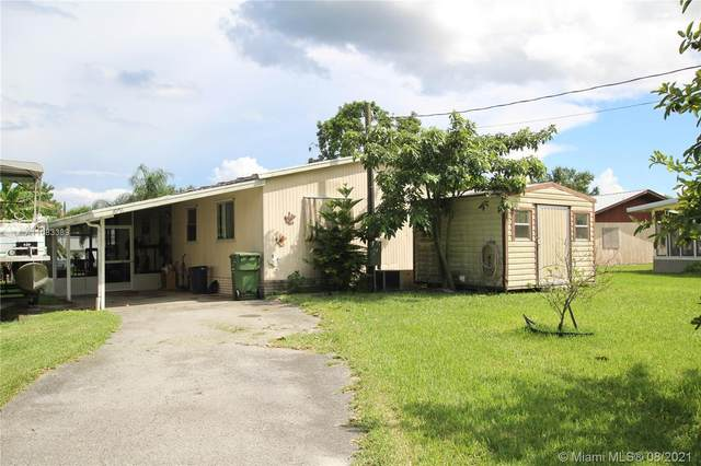 1091 Bass Street, Bulkhead Ridge, FL 34974 (MLS #A11083389) :: Onepath Realty - The Luis Andrew Group