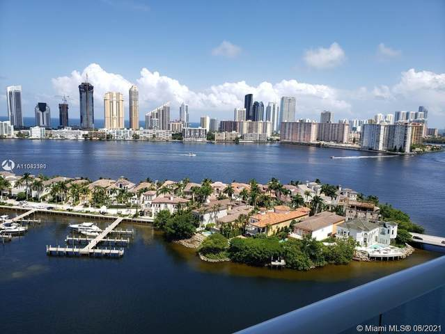 7000 Island Blvd #2104, Aventura, FL 33160 (MLS #A11083390) :: GK Realty Group LLC