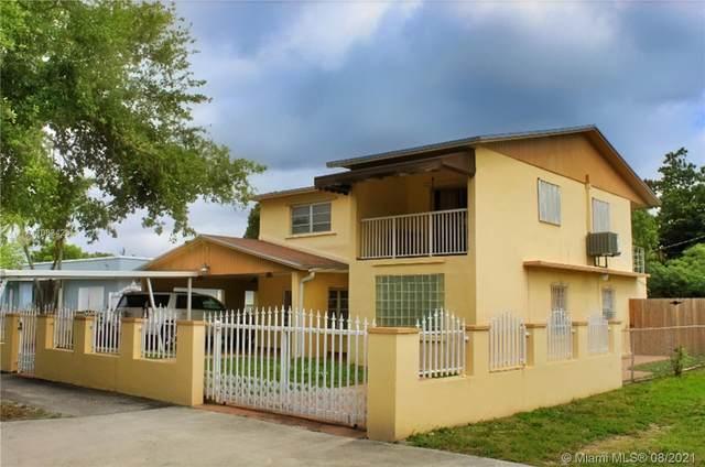 971 E 18th St, Hialeah, FL 33013 (MLS #A11083423) :: Jo-Ann Forster Team