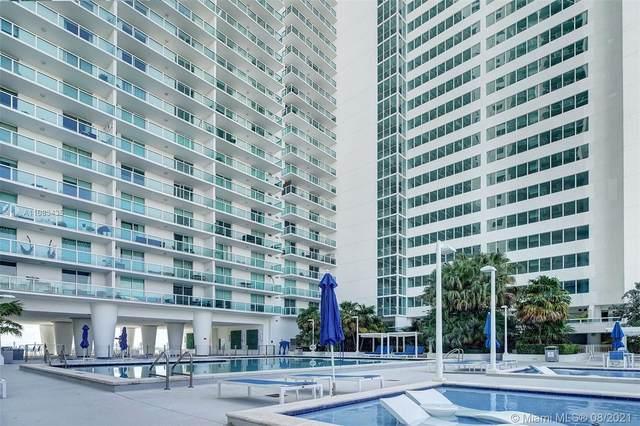 1800 N Bayshore Dr #607, Miami, FL 33132 (MLS #A11083435) :: The Rose Harris Group