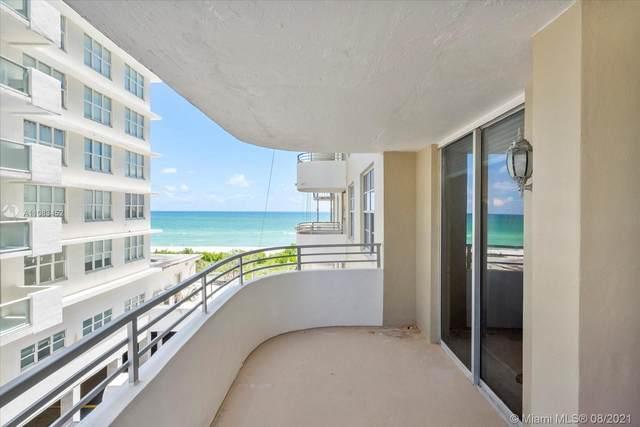5555 Collins Ave 5B, Miami Beach, FL 33140 (MLS #A11083452) :: Castelli Real Estate Services