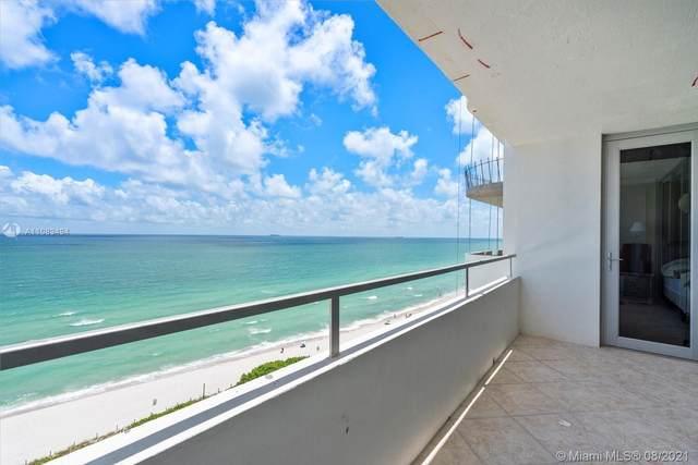 5555 Collins Ave 15M, Miami Beach, FL 33140 (MLS #A11083494) :: Castelli Real Estate Services