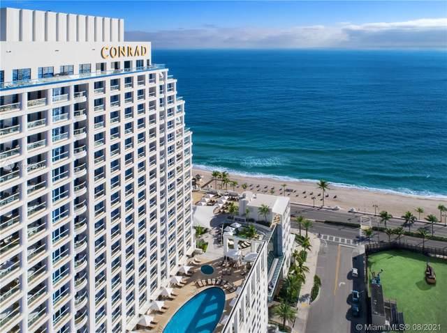 551 N Fort Lauderdale Beach Blvd H812, Fort Lauderdale, FL 33304 (MLS #A11083531) :: GK Realty Group LLC