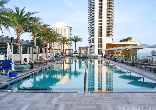 4010 S Ocean Dr R402, Hollywood, FL 33019 (MLS #A11083550) :: Green Realty Properties