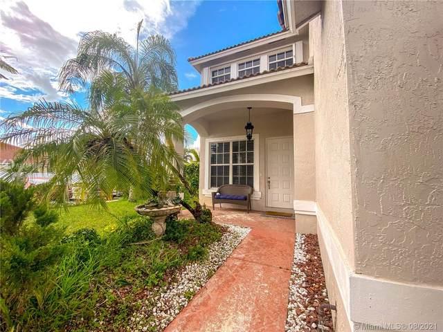 16432 NW 21st St, Pembroke Pines, FL 33028 (MLS #A11083607) :: Douglas Elliman