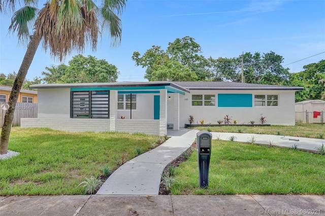 185 NE 132nd St, North Miami, FL 33161 (MLS #A11083647) :: Re/Max PowerPro Realty