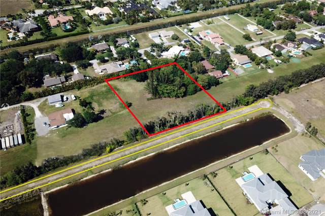 172 S Sw Ave, Southwest Ranches, FL 33331 (MLS #A11083709) :: Jo-Ann Forster Team