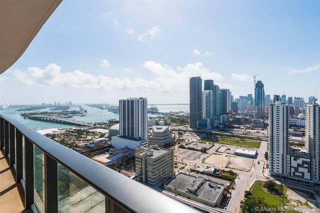 1600 NE 1st Av #3607, Miami, FL 33132 (MLS #A11083986) :: Re/Max PowerPro Realty