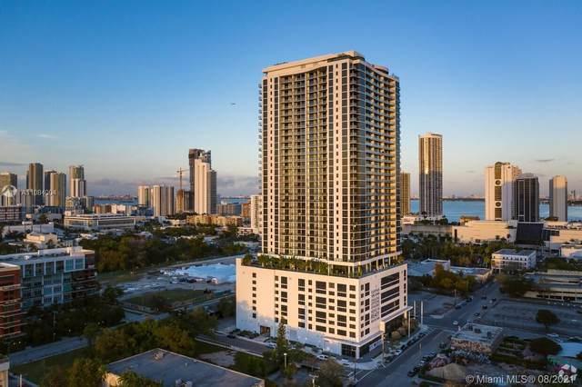 1600 NE 1st Ave #3008, Miami, FL 33132 (MLS #A11084004) :: Berkshire Hathaway HomeServices EWM Realty