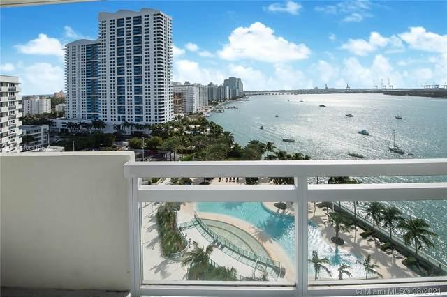 1500 Bay Rd 1432S, Miami Beach, FL 33139 (MLS #A11084121) :: Berkshire Hathaway HomeServices EWM Realty