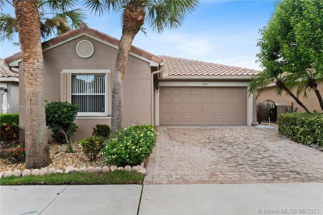 7344 Chorale Rd, Boynton Beach, FL 33437 (#A11084134) :: Posh Properties